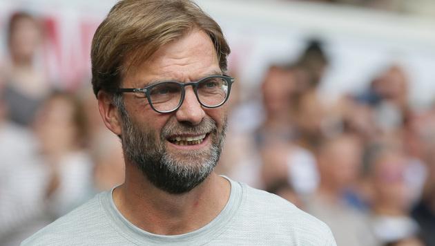 Balotelli-Berater beschimpft Liverpool-Coach Klopp (Bild: AP)