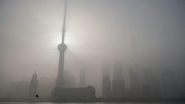 China und USA stimmen Pariser Klimaabkommen zu (Bild: APA/AFP/JOHANNES EISELE)