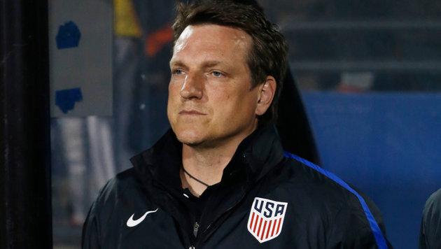 Herzog mit US-Team in WM-Qualifikation weiter (Bild: GEPA)