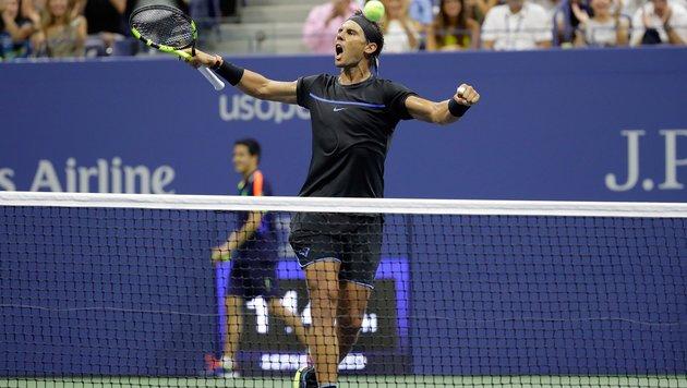 Nadal ohne Satzverlust - Djokovic spart Kräfte (Bild: 2016 Getty Images)