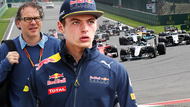 """Junior Verstappen wirft Villeneuve """"Tötung"""" vor (Bild: GEPA, AP)"""