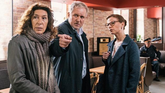 """""""Tatort""""-Jahr 2016 brachte Rekord an Toten (Bild: ORF)"""