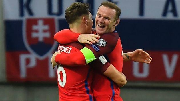 England startet mit Last-Minute-Erfolg in WM-Quali (Bild: AFP)