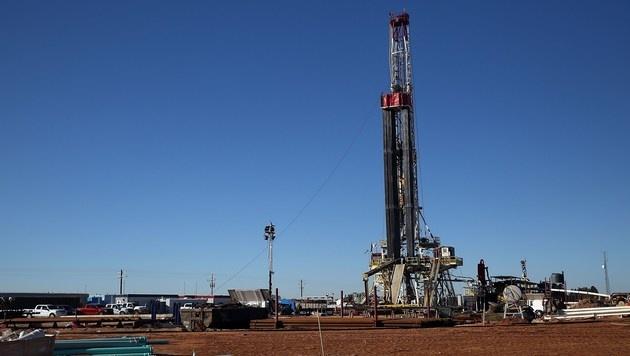 Fracking könnte Erdbeben in USA ausgelöst haben (Bild: APA/AFP/Getty Images/Spencer Platt)