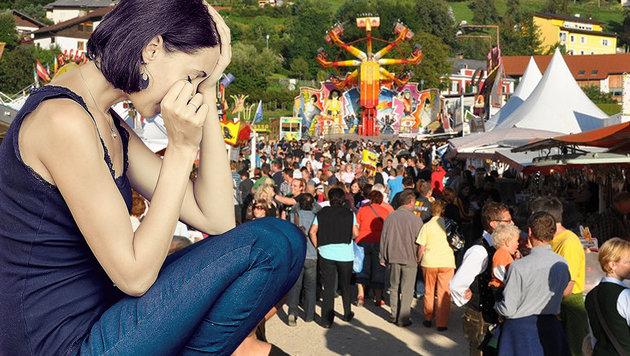 """Frauen bei Volksfest mit K.-o.-Tropfen betäubt (Bild: """"Krone""""-Archiv, thinkstockphotos.de)"""