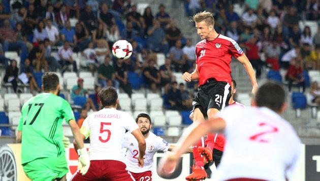Österreicher starten mit 2:1-Sieg in die WM-Quali! (Bild: GEPA pictures)