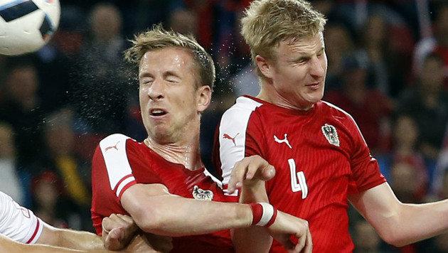 Österreicher starten mit 2:1-Sieg in die WM-Quali! (Bild: APA/GERT EGGENBERGER)
