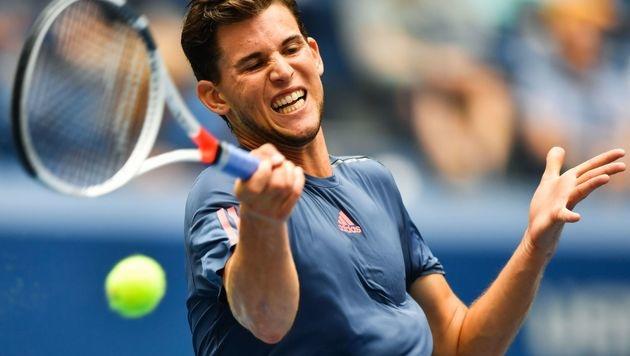 Halbfinale! Dominic Thiem wieder in Topform (Bild: AFP)