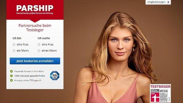 ProSiebenSat.1 bandelt mit Parship an (Bild: Parship.de)