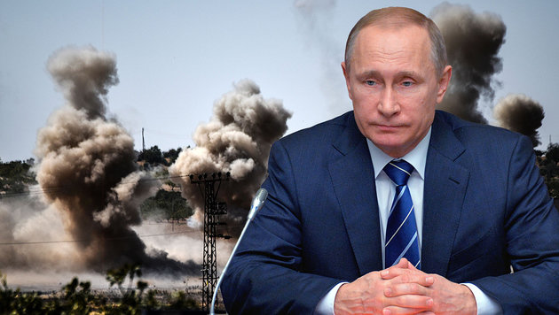 Putin will im Syrien-Krieg nun enger mit den USA kooperieren. (Bild: APA/AFP/BULENT KILIC, ASSOCIATED PRESS)