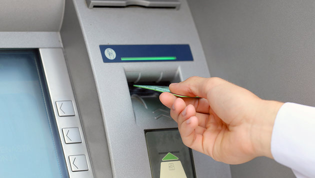 Wieder Bankomat geknackt! (Bild: thinkstockphotos.de (Symbolbild))