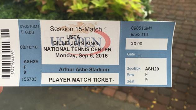 US Open: Dominic Thiem gibt im Achtelfinale auf (Bild: Peter Moizi)