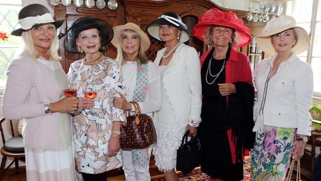 Ihre Hut-Partys sind legendär â013 ob Flick oder Wlaschek, die Gästeliste ist immer top! (Bild: Daniel Raunig)
