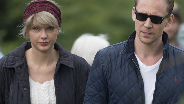 Taylor Swift und Tom Hiddlestone (Bild: Viennareport)