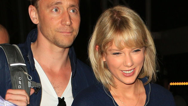 Taylor Swift und Tom Hiddleston (Bild: Viennareport)