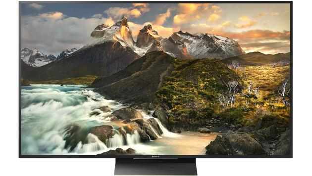 Superscharfe OLED-Pracht: TV-Trends auf der IFA (Bild: Sony)