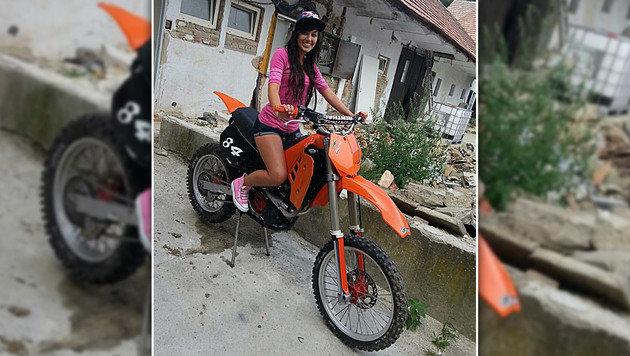 """""""Top 6: Die schönsten Biker-Girls der City! (Bild: Lydia T.)"""""""