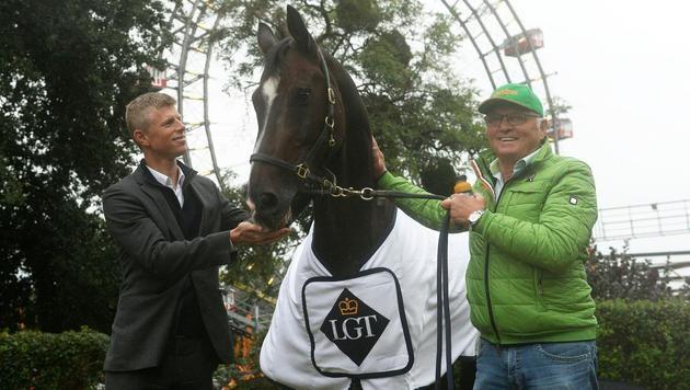 Frühmann tritt ab: Reiter-Legende geht in Pension (Bild: APA/KYRA HERTEL)