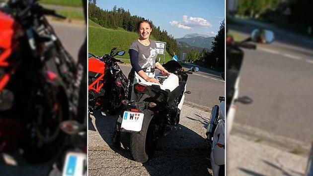 """""""Top 6: Die schönsten Biker-Girls der City! (Bild: Kristina S.)"""""""