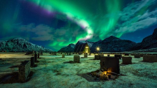 Die besten Fotos der Welt jetzt in Österreich (Bild: Javier de la Torre)