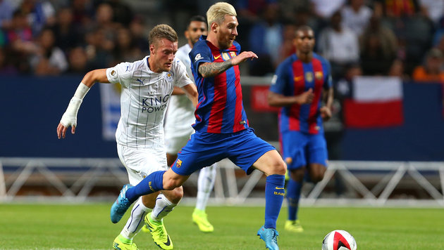 Barcelona-Pechvogel Messi schon wieder verletzt (Bild: GEPA)