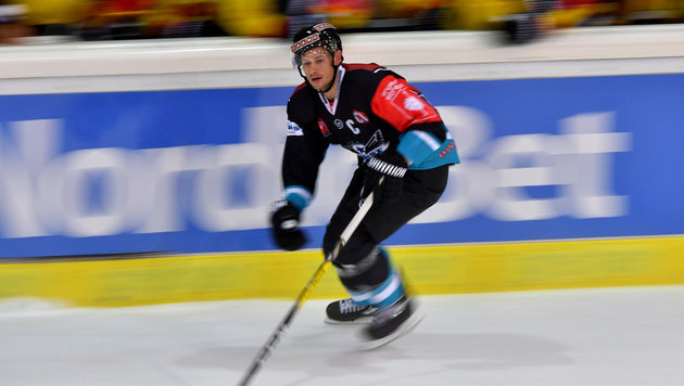 Philipp Lukas (Black Wings) (Bild: GEPA)