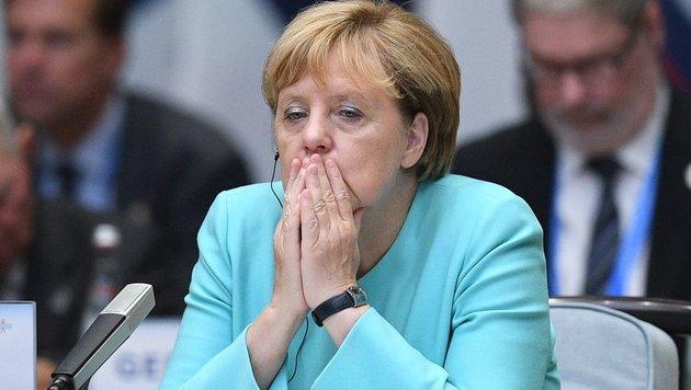 """""""Merkel hat ihren Zenit eindeutig überschritten"""" (Bild: AFP)"""