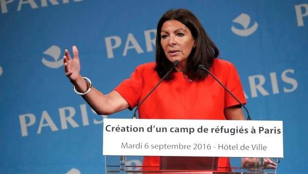 Bürgermeisterin Anne Hidalgo (Bild: APA/AFP/FRANCOIS GUILLOT)