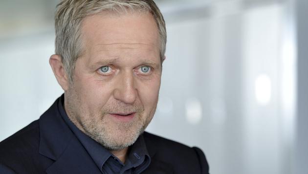 Harald Krassnitzer (Bild: APA/HERBERT NEUBAUER)