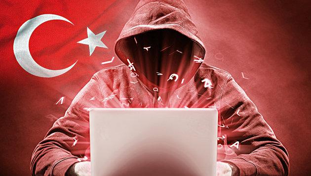 T�rkische Hacker bekennen sich zu Cyberangriff (Bild: thinkstockphotos.de)