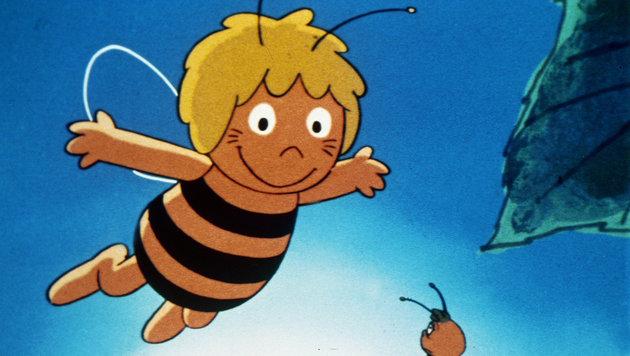 """""""Kleine, freche, schlaue Maja"""": Kult-Biene wird 40 (Bild: ORF)"""