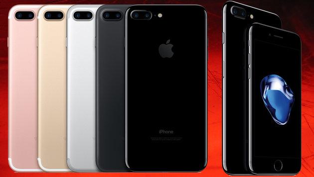Das passiert, wenn das iPhone 7 surfen geht (Bild: Apple, flickr.com/shaireproductions)