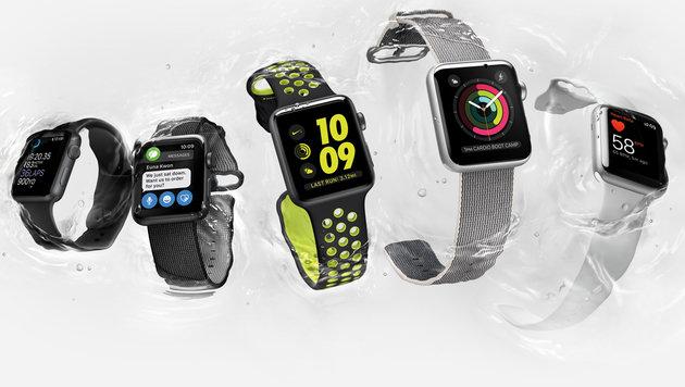 Apple steigert Gewinn dank iPhone und iPad (Bild: Apple)