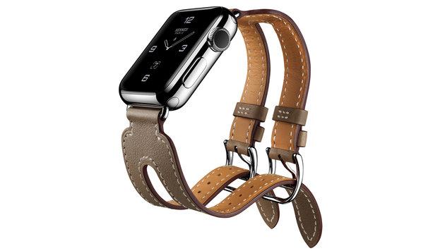 Apple Watch: Nun wasserdicht, optisch unverändert (Bild: Apple)