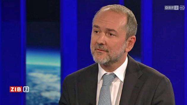 Kanzleramtsminister Thomas Drozda (Bild: ORF)