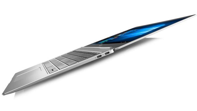 HP Spectre 13 & Folio G1: Design-Notebooks im Test (Bild: HP)
