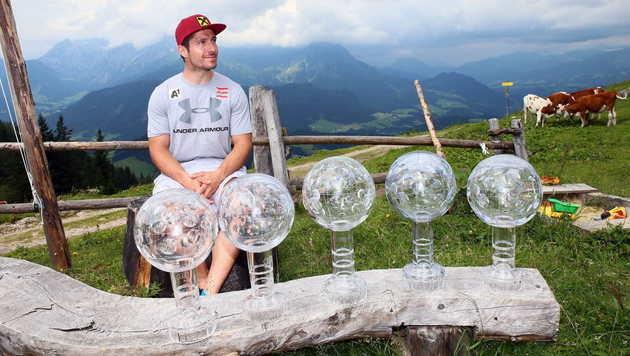 """Marcel Hirscher: """"Ich habe auch Fehler gemacht"""" (Bild: GEPA)"""
