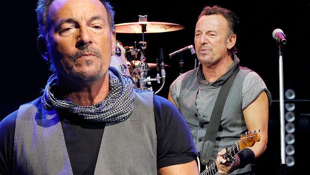 Bruce Springsteen: Depressionen! (Bild: Viennareport)