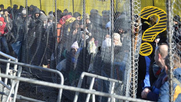 Die zehn wichtigsten Fragen zur Asyl-Notverordnung (Bild: APA/HARALD SCHNEIDER, thinkstockphotos.de)