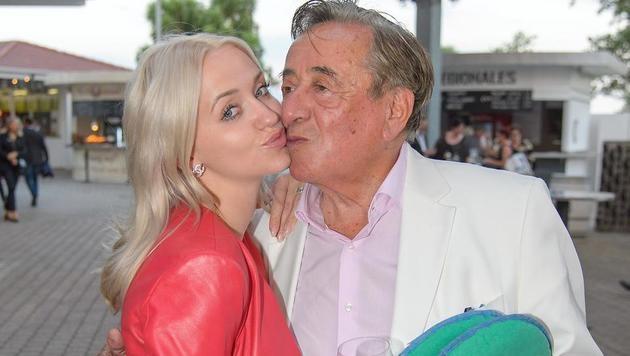 Cathy und Richard Lugner in guten Tagen (Bild: Viennareport)