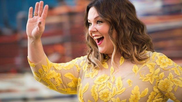 Melissa McCarthy produziert Comedy-Serie für Fox (Bild: AFP)