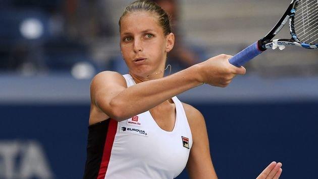 Karolina Pliskova (Bild: AFP)