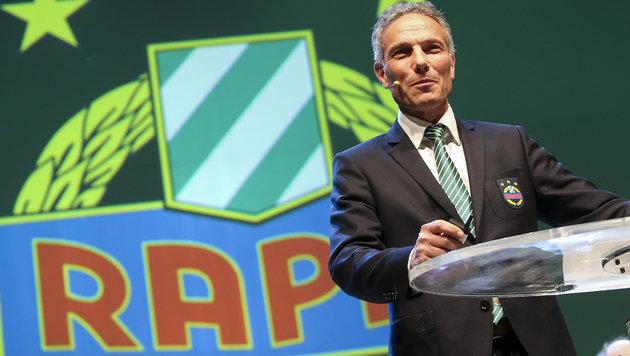 Rapid-Boss Michael Krammer (Bild: GEPA)