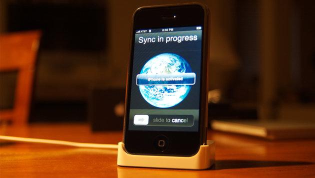 Begründer einer Handy-Ära: Die iPhone-Evolution (Bild: flickr.com/pdsphil)