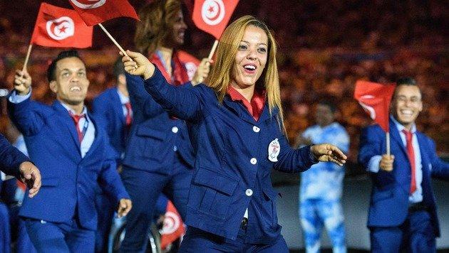 """""""Fest voller Lebensfreude"""" - Paralympics eröffnet (Bild: AFP or licensors)"""