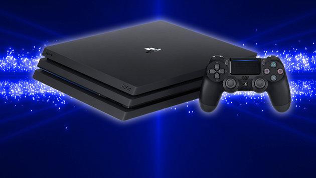 PS4-Pro-Games werden meist nicht in 4K berechnet (Bild: thinkstockphotos.de, Sony)
