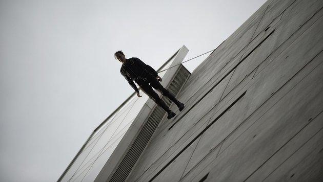 """""""Saisonopening! Abheben in die MQ Herbstfrische (Bild: (c) Roger Wong)"""""""
