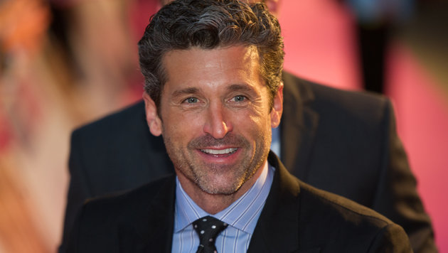 Patrick Dempsey bei der ''Bridget Jones's Baby'-Premiere in Paris (Bild: Viennareport)