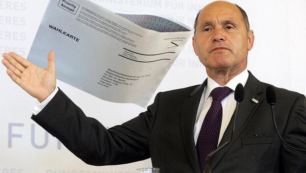 Innenminister Sobotka (Bild: APA/GEORG HOCHMUTH, APA/HERBERT PFARRHOFER)