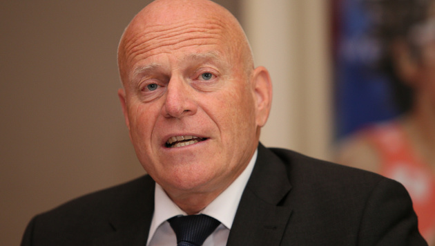 Druck zu groß: ÖLV-Präsident Vallon tritt zurück (Bild: GEPA)